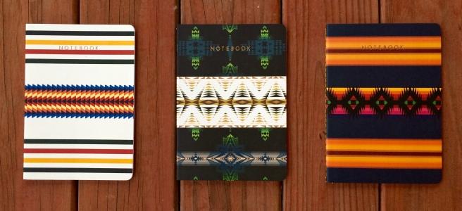 Pendleton Notebooks